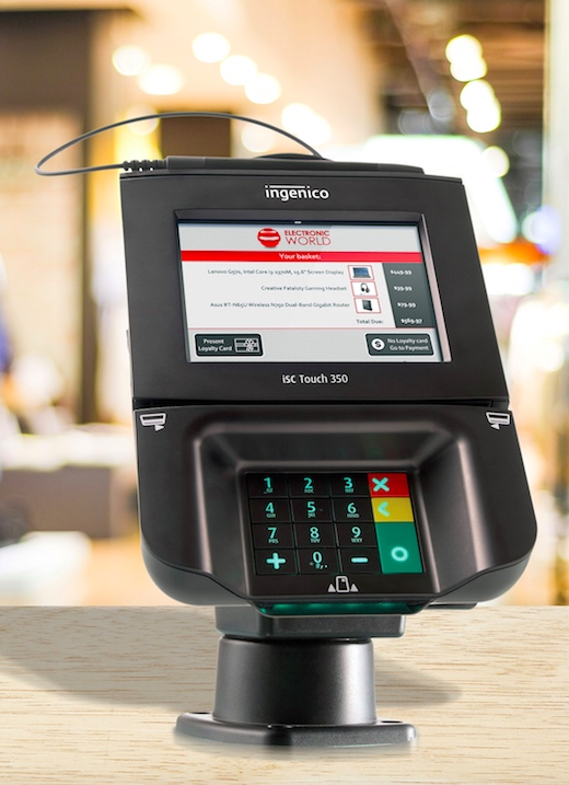 EMV Equipment, what is hot, what is available - :