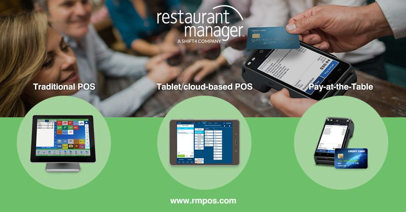 PointofSale RestaurantManagerGraphic