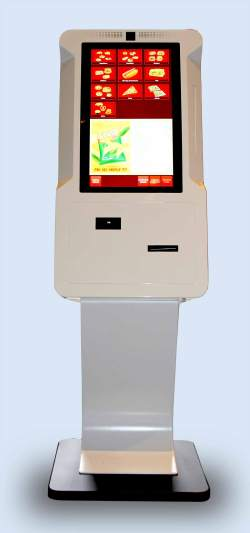 PointofSale Future POS self serve kiosk restaurants and technology