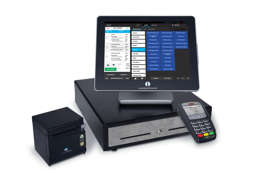 PointOfSale.com Harbortouch POS system What is a POS system system