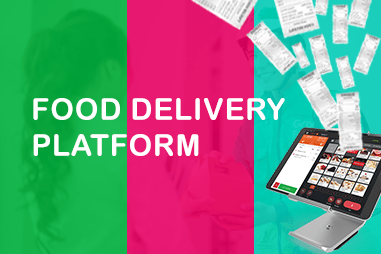Eats365 integrate with food delivery platform to download orders