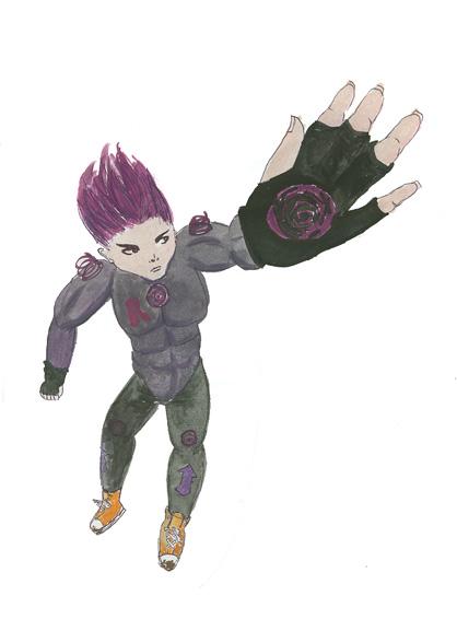 robound superhero