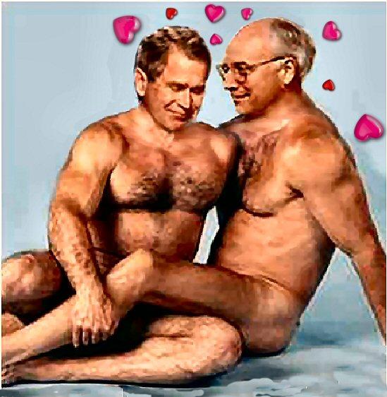 bush gays