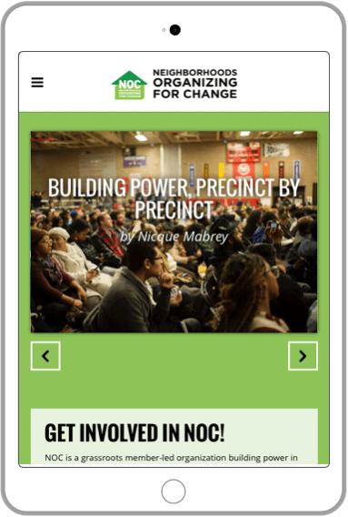 Community-Based Nonprofit