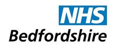 NHS Bedfordhire logo