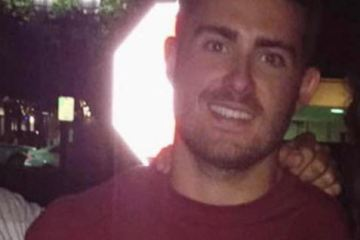 Andrew Coffey, Lighthouse Point resident died in a hazing incident. Courtesy Photo-CBS News