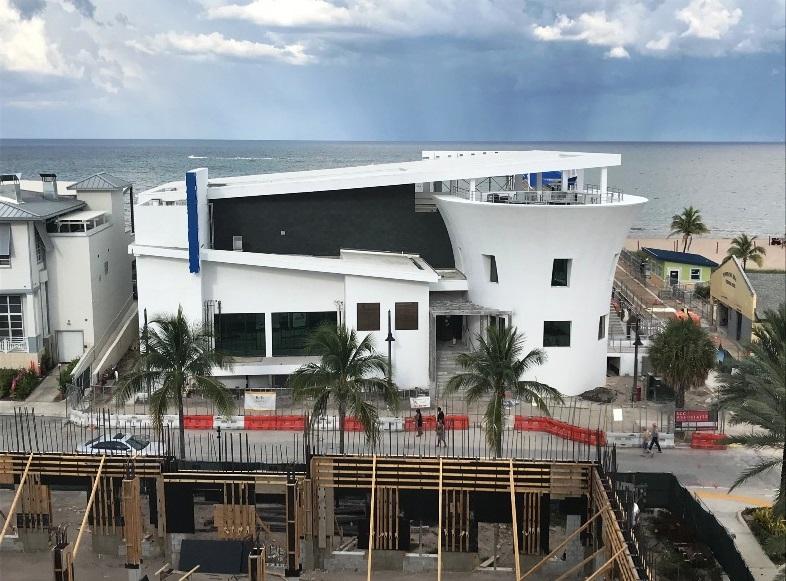 Pompano Beach Construction Update: Oceanic Restaurant