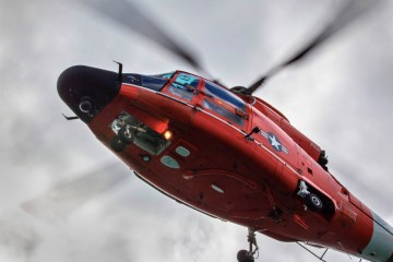 Photo Courtesy of USCG