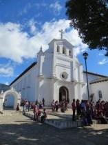 Iglesia de San Lorenzo, San Lorenzo Zinacantan