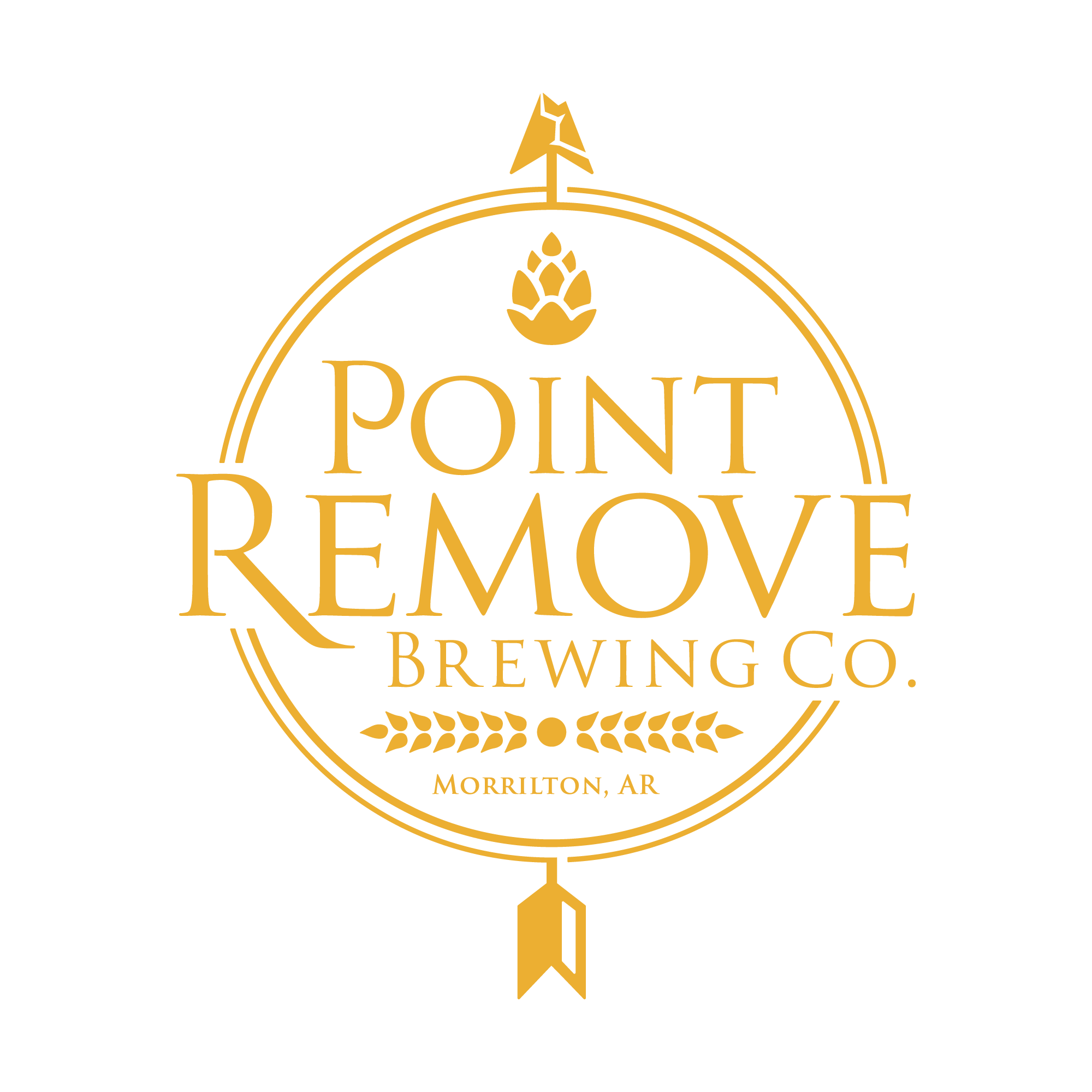 Point Remove Brewing Company Logo