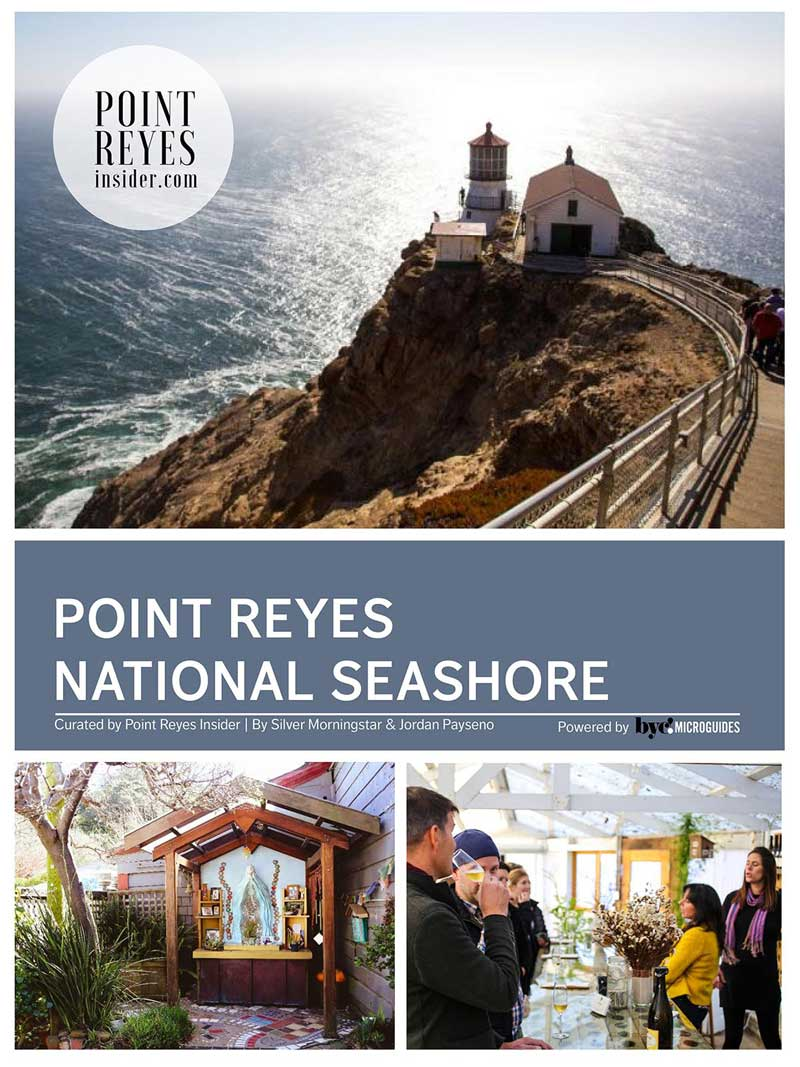 Point Reyes National Seashore Digital Travel Guide