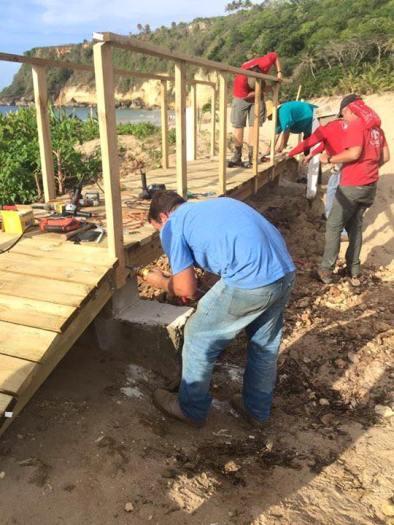 Service and volunteer work