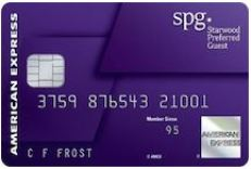Amex SPG personal
