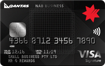 New nab business signature business card released points from the new nab business signature business card released reheart Image collections