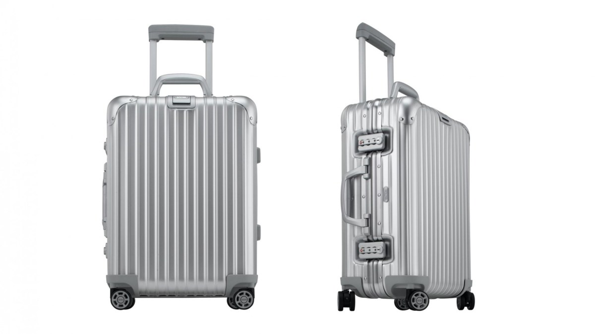 Cathay Pacific Treating All Rimowa Luggage As Fragile??