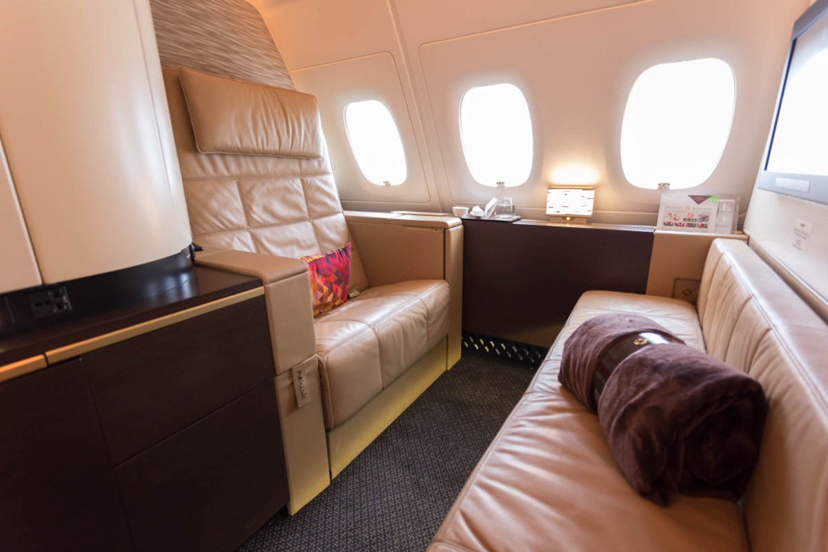 Amazing Etihad First Class Availability From Australia To Abu Dhabi In Peak Times!