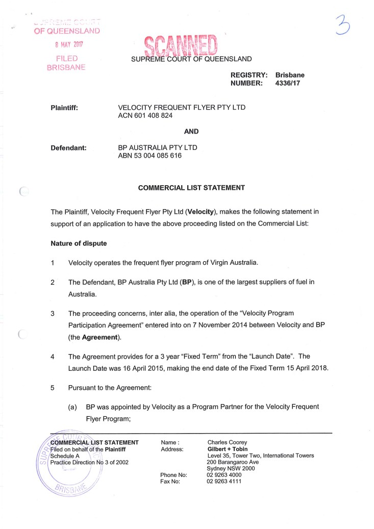 partnership documents