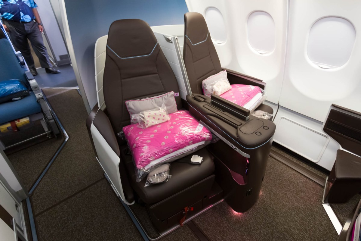 Review - Hawaiian Airlines A330 New Business/First Class