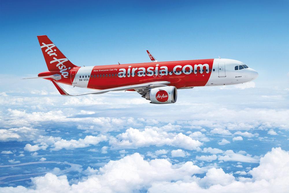 Kursi Promo AirAsia
