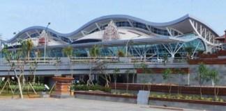 Bandara I Gusti Ngurah Rai Denpasar Bali protokol kesehatan bandara aplikasi PeduliLindungi