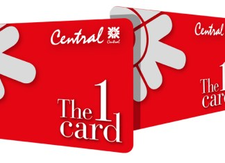 Central The 1 Card