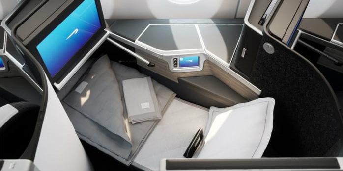 Lihat Lebih Dekat Business Class British Airways Terbaru