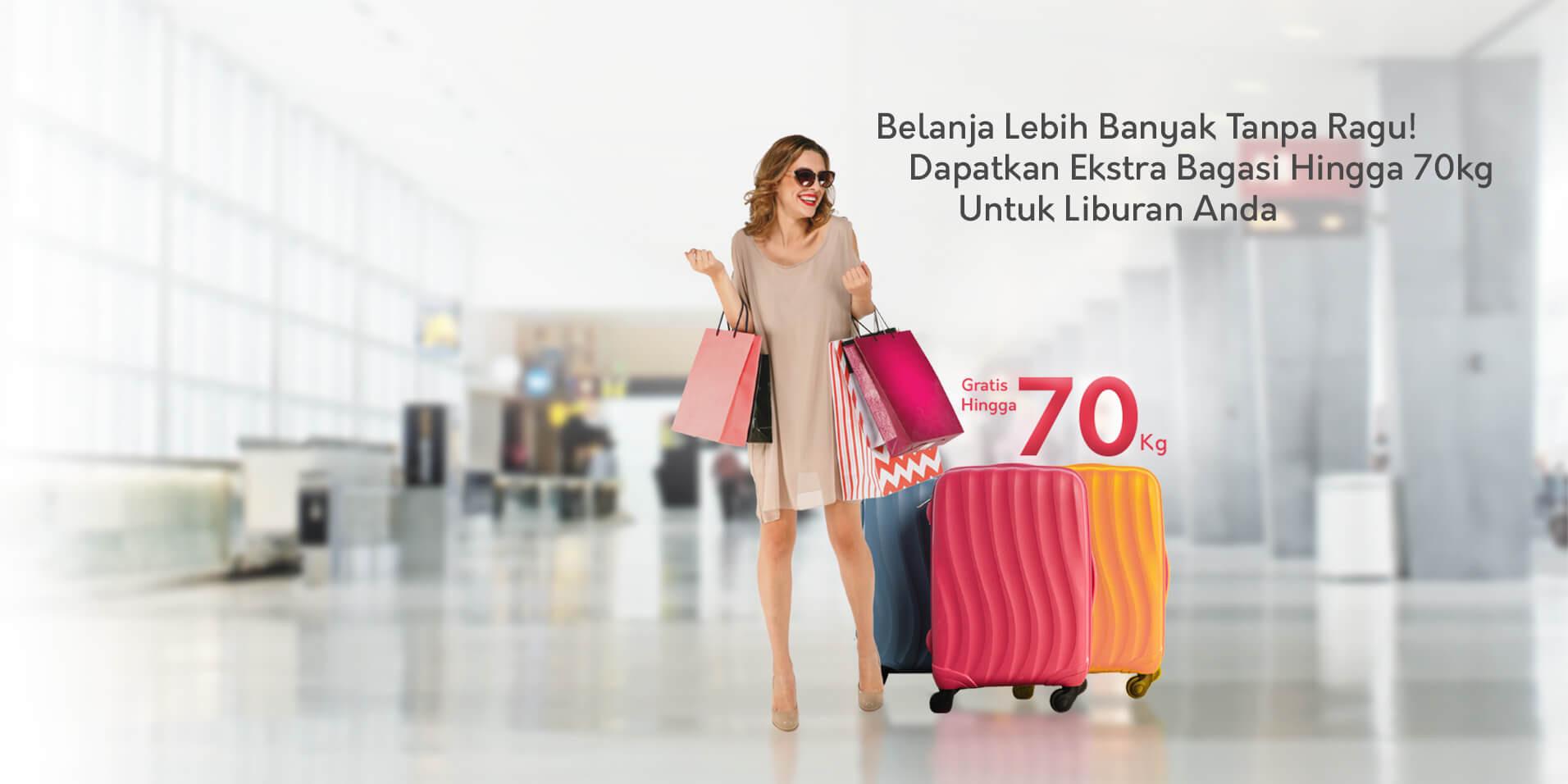 Daftar Bagasi Garuda Indonesia Bebas Biaya