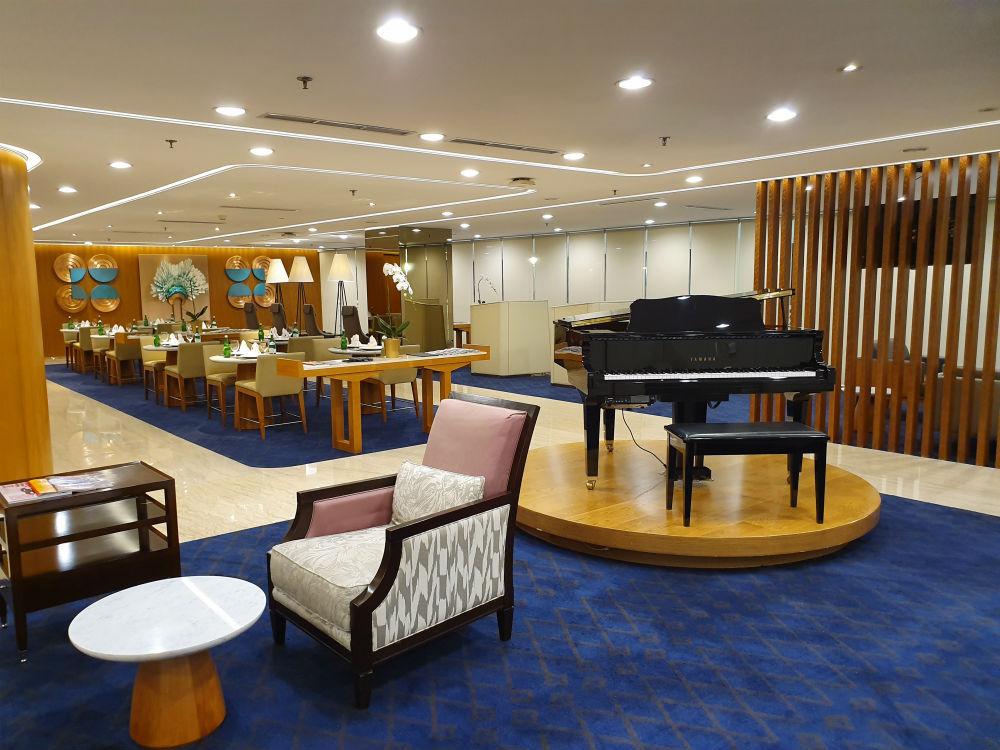 Harga Spesial Fasilitas Lounge Garuda Indonesia
