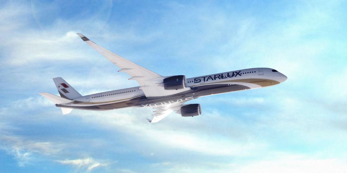 """""""Starlux Airlines"""" Maskapai Baru Dari Taiwan Siap Terbang"""
