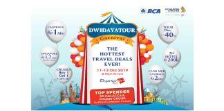 Dwidayatour Carnival pluit