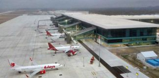 Bandara Internasional Yogyakarta YIA libur idul fitri