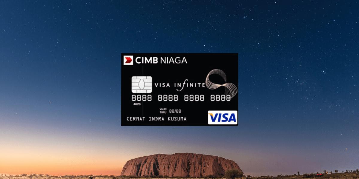 Kartu Kredit CIMB Niaga Visa Infinite