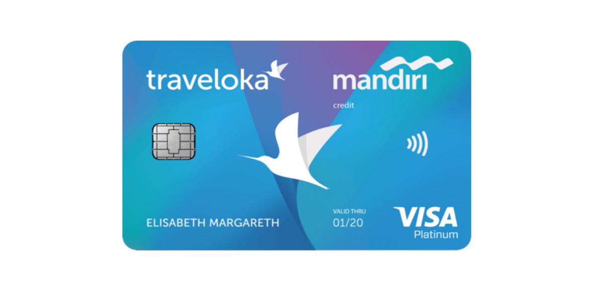 Review Kartu Kredit Mandiri Traveloka Points Geek