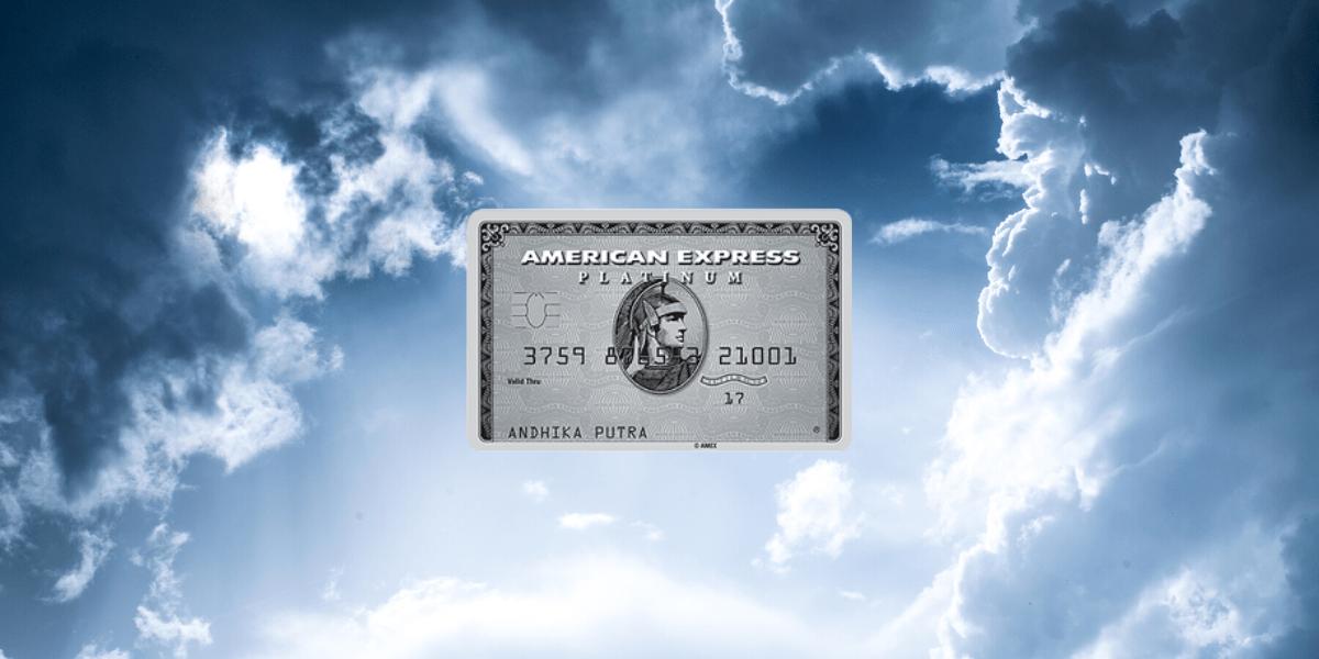 Kartu Kredit BCA American Express Platinum