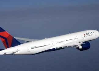 Delta Airlines Boeing 777-200LR