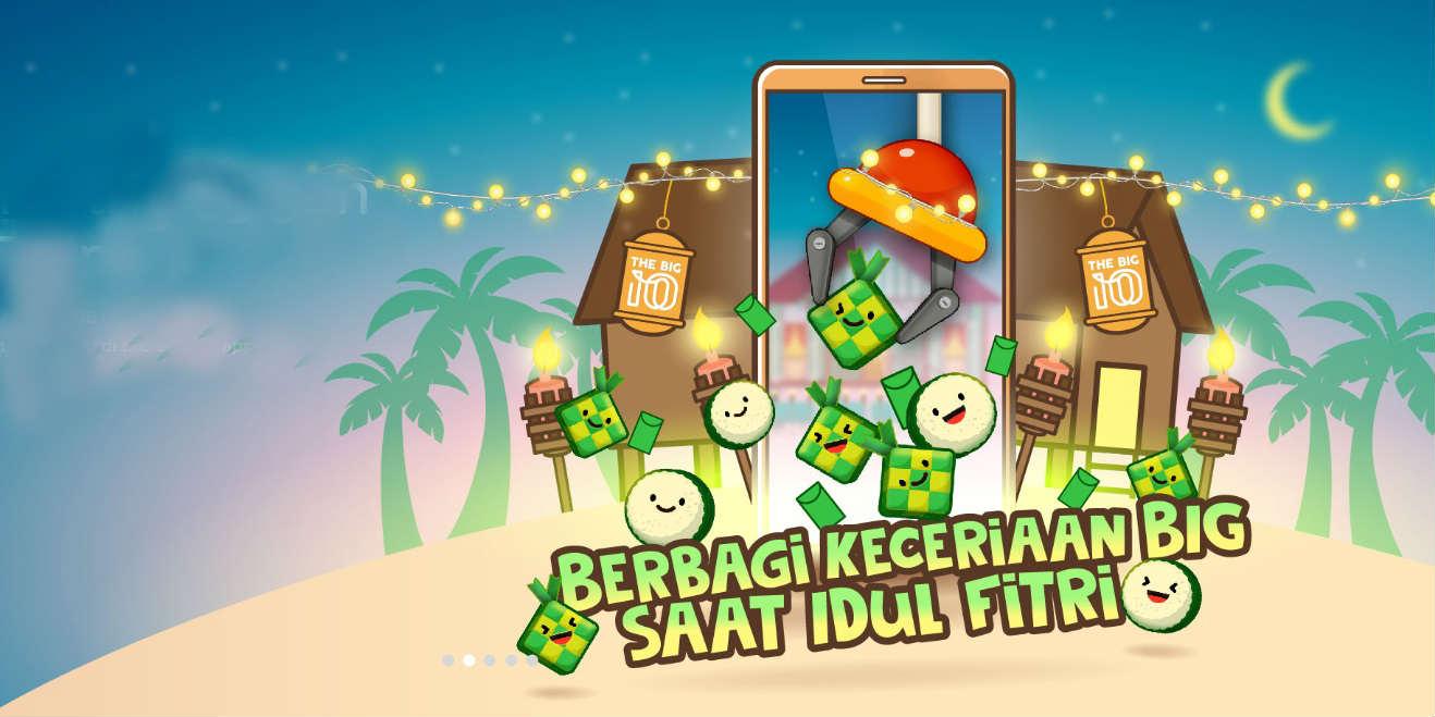 "Game AirAsia BIG Loyalty ""Points Catcher"" Datang Lagi"