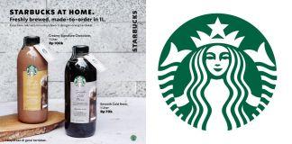 Starbucks 1 liter