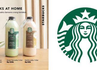 Starbucks Kemasan 1 liter