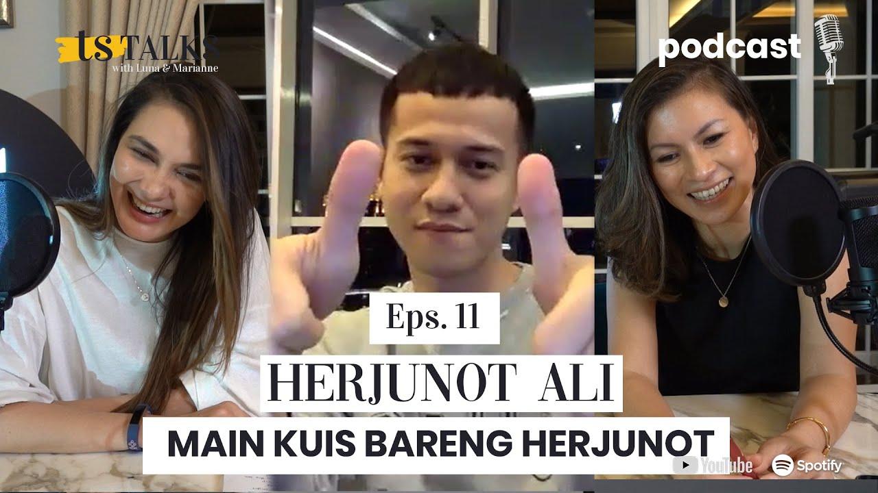 "Video TS Talks – Main ""This or That"" Bersama Herjunot Ali"