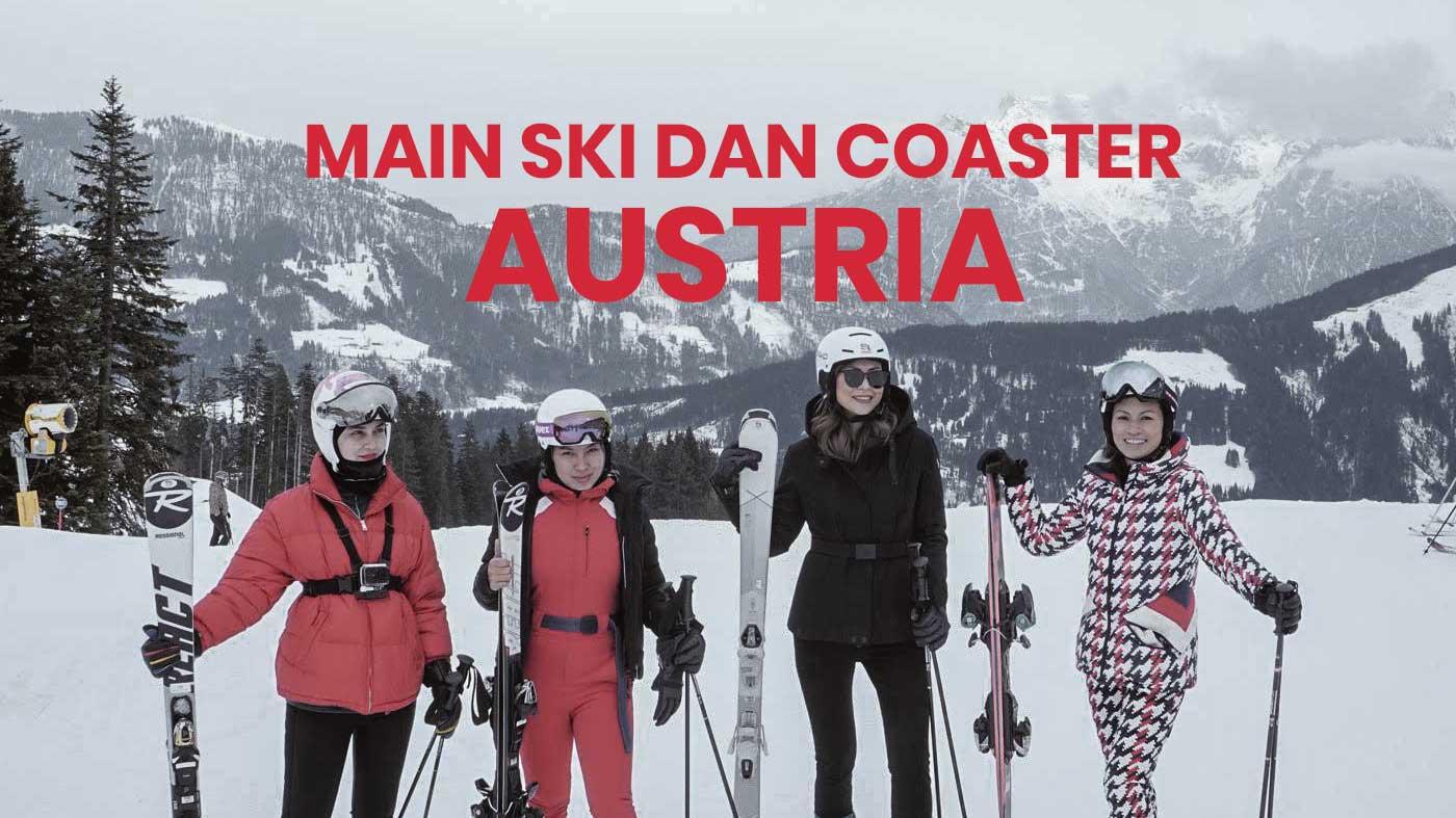 Video – Travel Secrets Main Ski dan Coaster di Austria