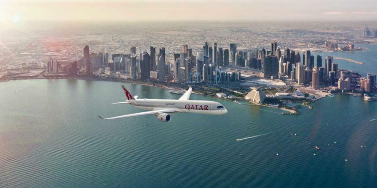 Qatar Airways A350-100 qmiles
