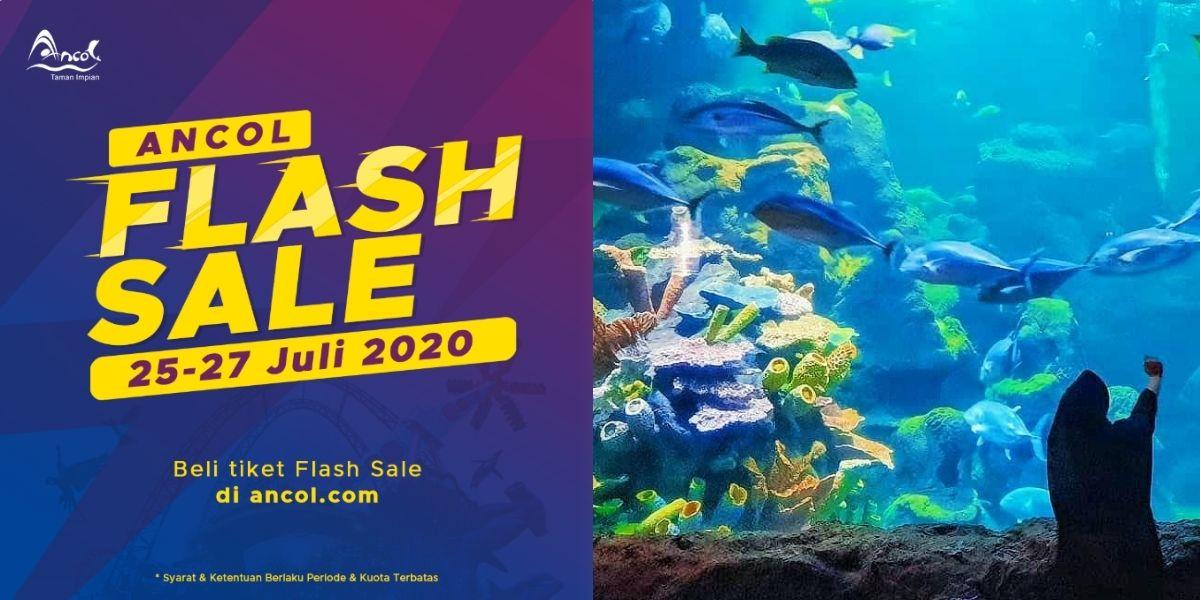 Ancol Flash Sale