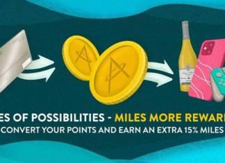 Bonus Asia Miles