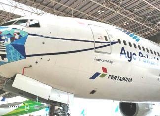 pemenang Garuda Indonesia