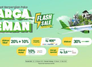 Harga Teman Citilink Flash Sale