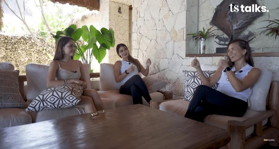 TS Talks Cinta Laura Mei 2021