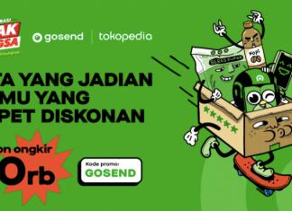 Tokopedia Gosend