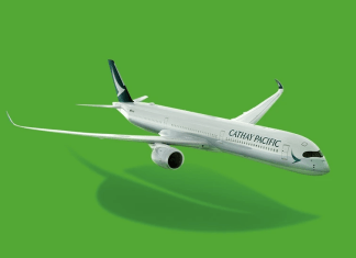 Cathay Pacific Green