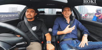 Dimas Beck, Ahmad Sahroni TS Media