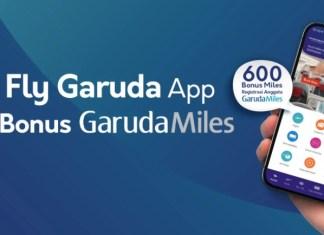 Fly Garuda Apps GarudaMiles